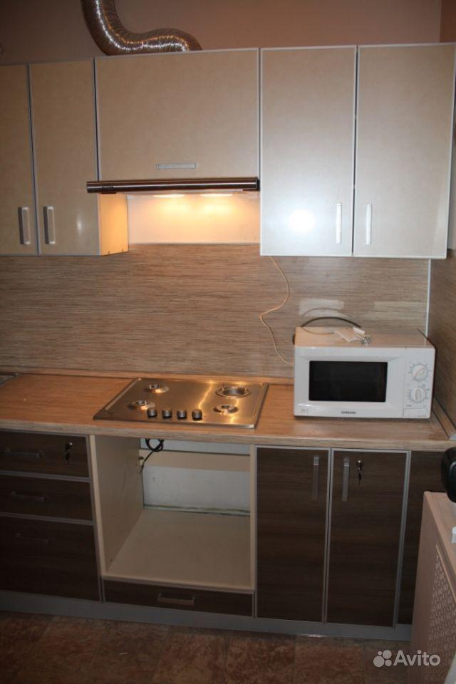 Кухня прямая дизайн