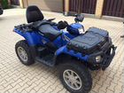 Polaris Sportsman 850 touring