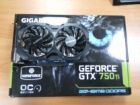 Gigabyte GeForce GTX 750Ti гарантия до 22.09.2019г   Товары для компьютера | Компания