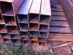 Крытый склад для металлопроката