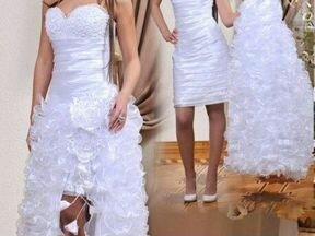 Красивые Вечерние Платья Для Свадьбы Недорого