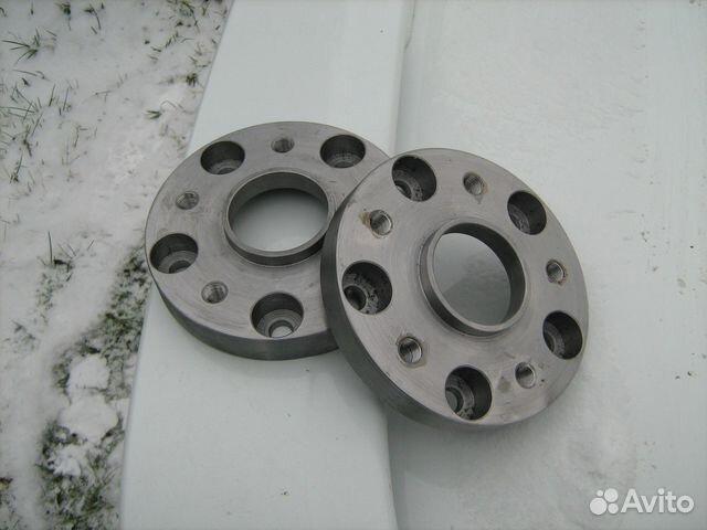 Проставки под колесные диски