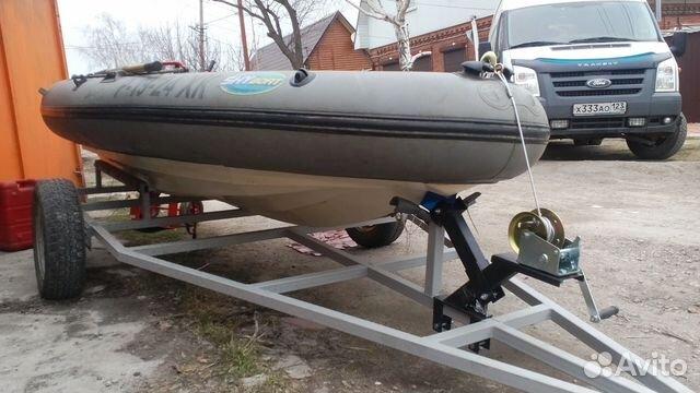 прицепы для перевозки лодок пвх в спб