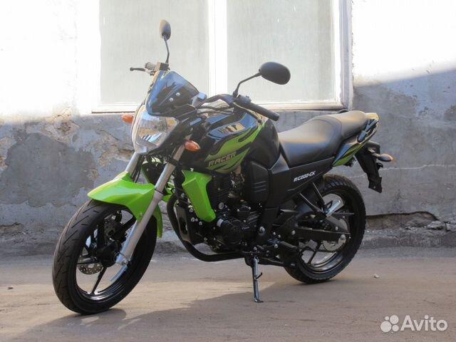 Мотоциклы 200 кубов фото цена