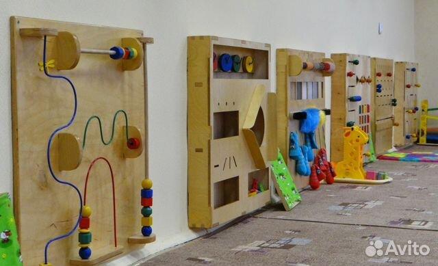 Модуль для детей своими руками