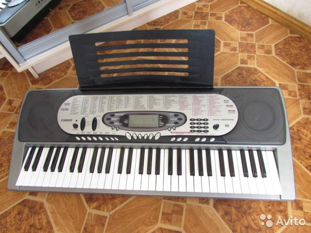 Casio ctk-573 инструкция на русском