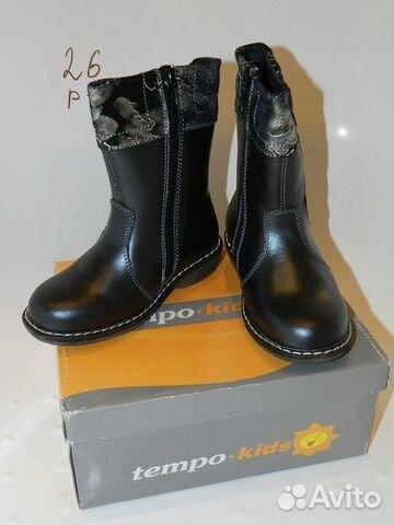 Отзывы о Детская обувь Tempo Kids - otzovik com