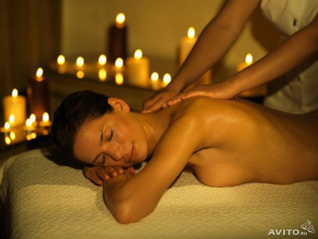 массаж фото девушкам