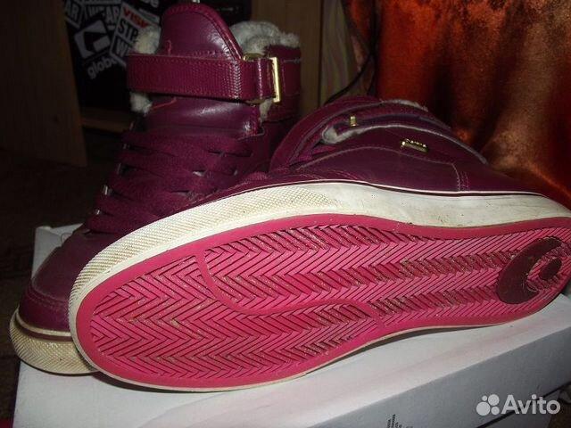 Кеды-кроссовки Osiris продажа недорого интернет магазин
