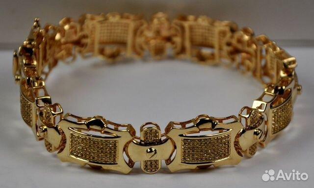 Золотые браслеты мужские цены казань