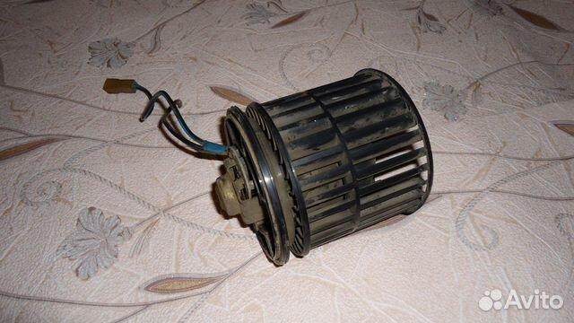 Мотор на печку ваз 2110 фото