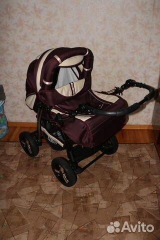 Детская коляска verdi mark зима лето