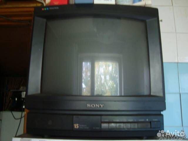 Sony KV-1484MT (Made in Japan)