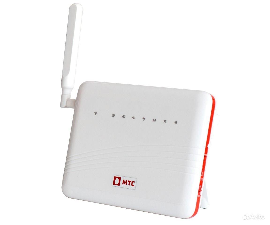 3G Wi-Fi роутер CIH573AM-U11(FXO, FXS) - МТС3G Wi-Fi ро