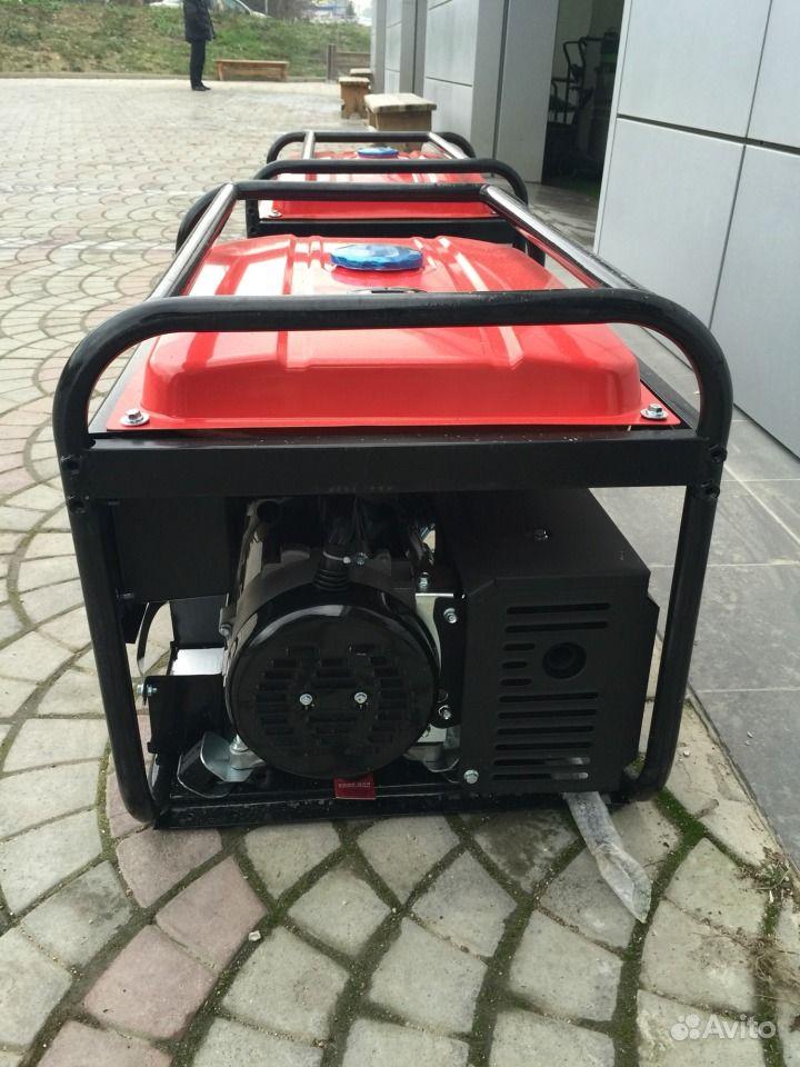 Генератор бензиновый mc 6500e 6500e