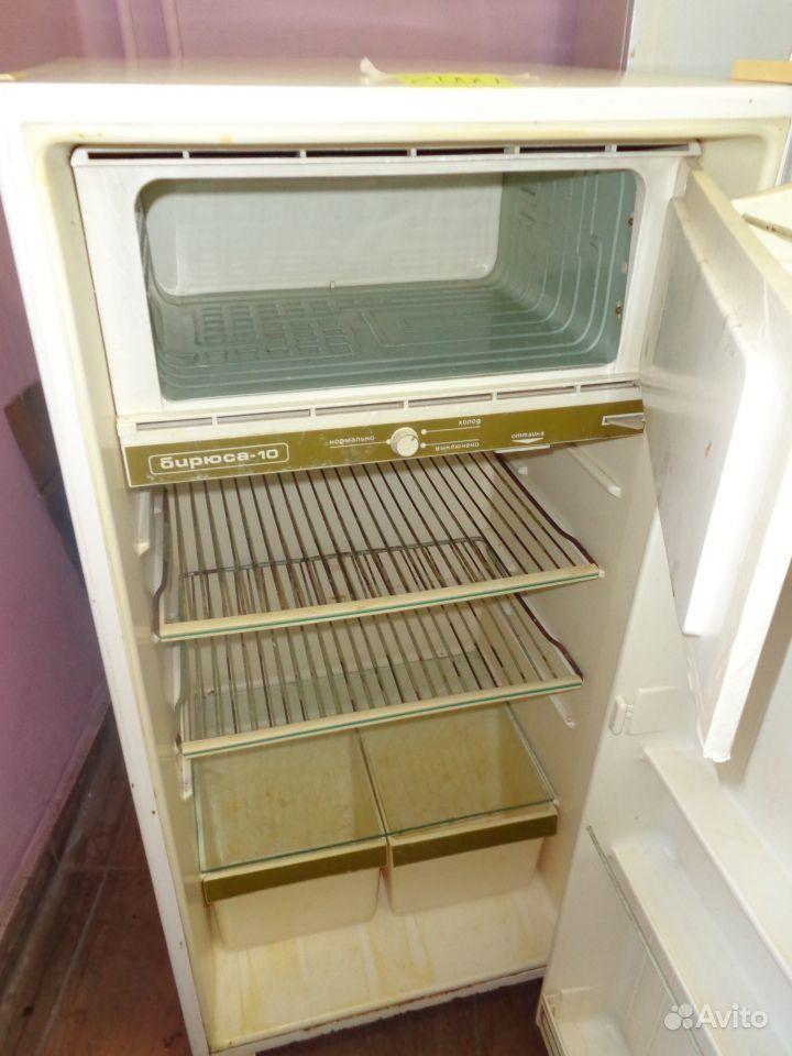Холодильник бирюса 10
