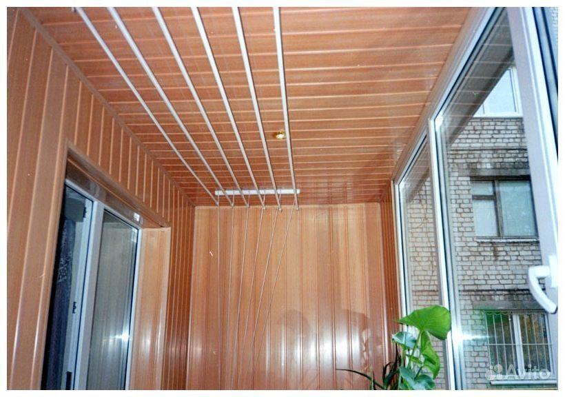 Отделка и утепление балконов и лоджий - варианты оформления,.