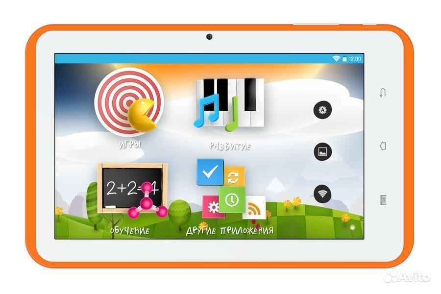 Новый детский планшет playpad 2
