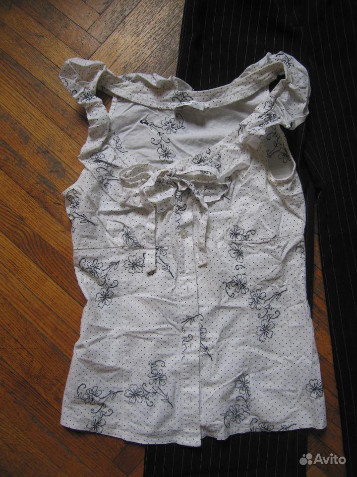 Штани блузка школьная форма 3