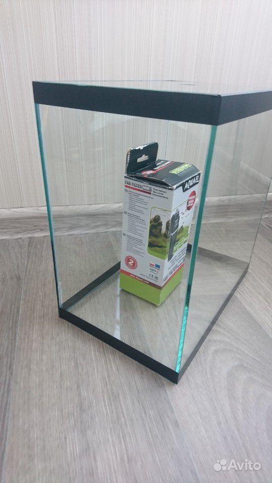 Аквариум с фильтром купить на Зозу.ру - фотография № 2