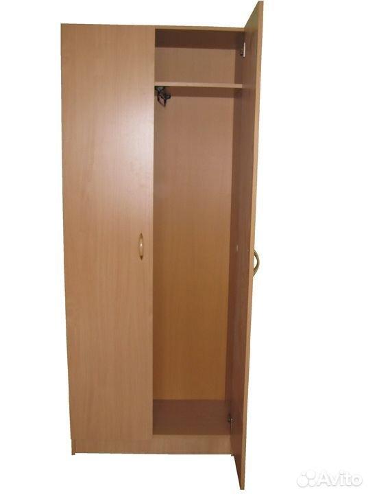 Шкаф для одежды фото двухстворчатый