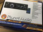 Магнитола Planet Audio P375UA 1-DIN