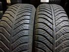 Goodyear Vector 4 Seasons 215/55/16 бу