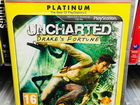Uncharted Drakes Fortune Sony Playstation 3