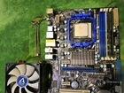 ASRock 770 Extreme3/AMD Phenom II x6 1055T/8Gb