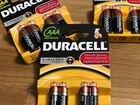 Батарейки Duracell AA, AAA