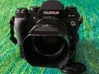 Fujifilm X-T1 + Fujinon 35mm f/1,4 + батблок