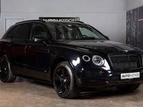 Bentley Bentayga, 2016, с пробегом, цена 8998000 руб.
