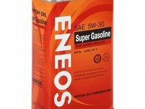 Еneos Super Gasoline, 5w-30, SL, 4л — Запчасти и аксессуары в Красноярске