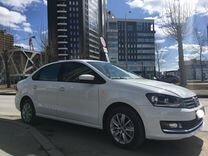 Volkswagen Polo, 2017 г., Екатеринбург