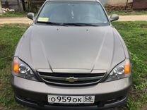 Chevrolet Evanda, 2006 г., Саратов