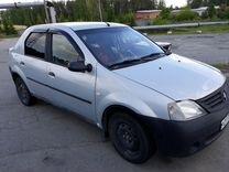 Renault Logan, 2007 г., Екатеринбург