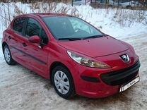Peugeot 207, 2008 г., Пермь