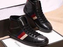 24926df62ef4 GUCCI кеды - Сапоги, ботинки и туфли - купить мужскую обувь в России ...