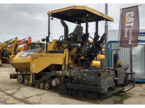 Асфальтоукладчик Caterpillar AP655D 2013
