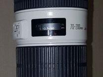 Canon 70-200 F/4L IS USM — Фототехника в Москве