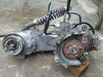 Двигатель AF-48E Honda lead 50