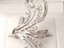 Stefan Hafner золотое кольцо с бриллиантами