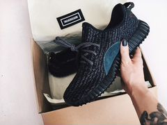 Кроссовки Adidas Yeezy Boost 350 All Black