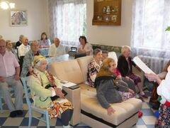 Пансионат для престарелых людей с дименцией лежачих в новосибирске купить ходунки после перелома шейки бедра