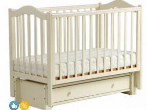 Кровать детская с матрасом. Лель