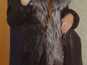 Продам отличное зимнее пальто