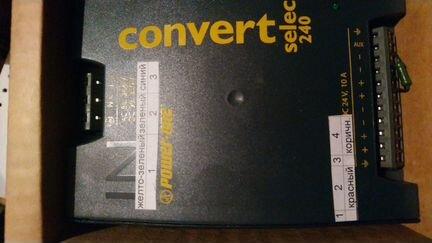 Блок питания Convector объявление продам