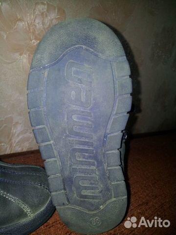 Детские ботиночки 23 размера 89147776807 купить 3
