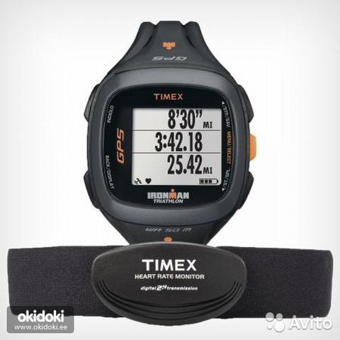 Спортивные часы Timex ironman Run Trainer 2.0 gps— фотография №1