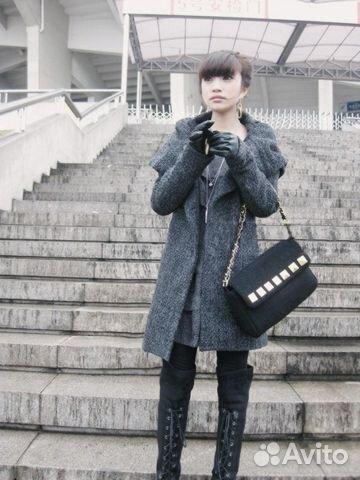 f33ce8446cd Кардиган пальто женское